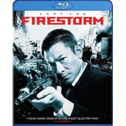 Firestorm Blu-ray Cover