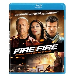 Fire with Fire Blu-ray Cover