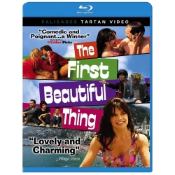 First Beautiful Thing Blu-ray Cover