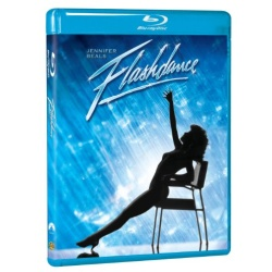 Flashdance Blu-ray Cover
