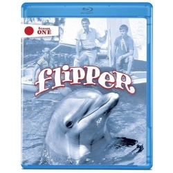 Flipper: Season 1 Blu-ray Cover