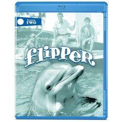 Flipper: Season 2 Blu-ray Cover