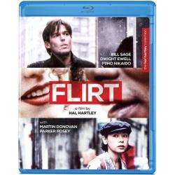 Flirt Blu-ray Cover