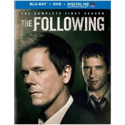 Following: The Complete 1st Season Blu-ray Cover