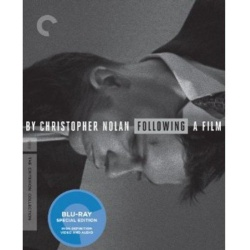 Following Blu-ray Cover