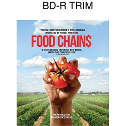 Food Chains Blu-ray Cover