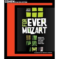 For Ever Mozart Blu-ray Cover