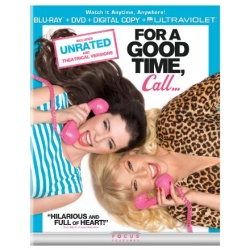 For a Good Time, Call... Blu-ray Cover