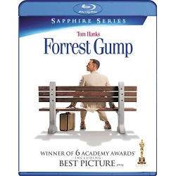Forrest Gump Blu-ray Cover