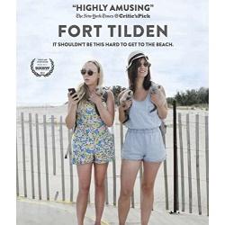 Fort Tilden Blu-ray Cover
