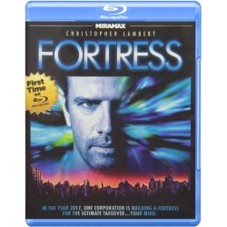 Fortress Blu-ray Cover
