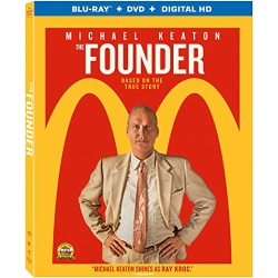 Founder Blu-ray Cover