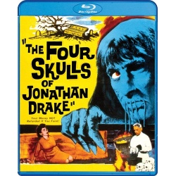 Four Skulls of Jonathan Drake Blu-ray Cover