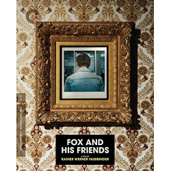 Fox and His Friends Blu-ray Cover