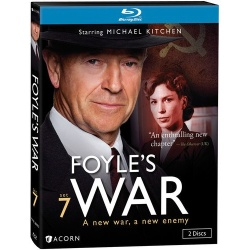 Foyle's War: Set Seven Blu-ray Cover