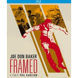 Framed Blu-ray Cover