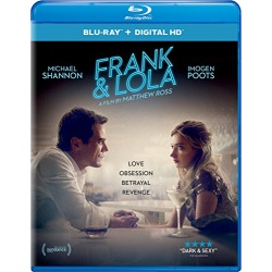 Frank & Lola Blu-ray Cover