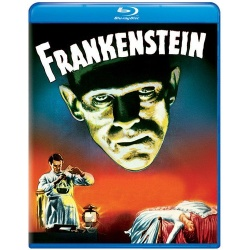 Frankenstein Blu-ray Cover