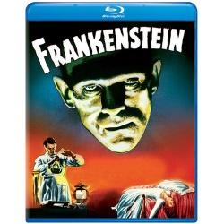 Frankenstein Blu-ray Cover