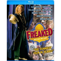 Freaked Blu-ray Cover