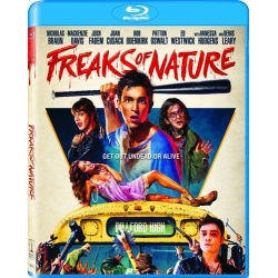 Freaks of Nature Blu-ray Cover