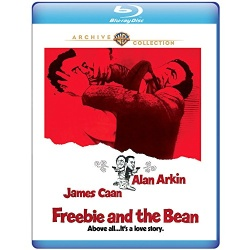 Freebie and the Bean Blu-ray Cover