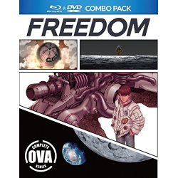 Freedom Blu-ray Cover