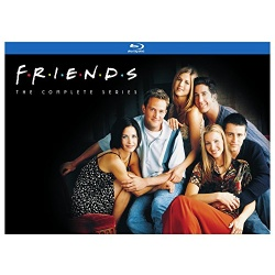 Friends: The Complete Series Collection Blu-ray Cover