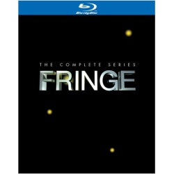 Fringe: The Complete Series Blu-ray Cover