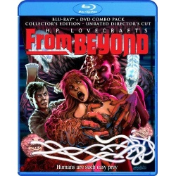 From Beyond Blu-ray Cover