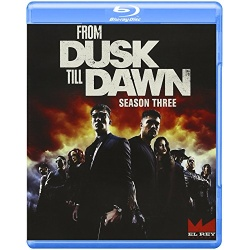 From Dusk Till Dawn: Season 3 Blu-ray Cover