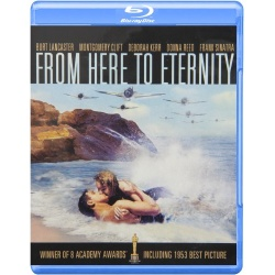 From Here to Eternity Blu-ray Cover