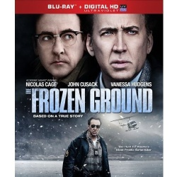 Frozen Ground Blu-ray Cover