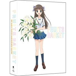 Fruits Basket: The Complete Series Blu-ray Cover