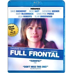 Full Frontal Blu-ray Cover