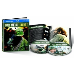 Full Metal Jacket Blu-ray Cover