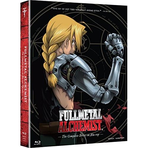 Fullmetal Alchemist: The Complete Series Blu-ray Disc