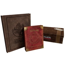Fullmetal Alchemist: The Complete Series Blu-ray Cover