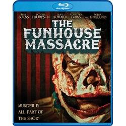 Funhouse Massacre Blu-ray Cover