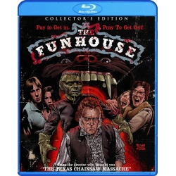 Funhouse Blu-ray Cover
