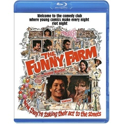 Funny Farm Blu-ray Cover