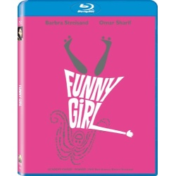 Funny Girl Blu-ray Cover