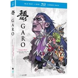 GARO: Crimson Moon - Season 2, Part One Blu-ray Cover