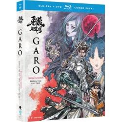 GARO: Crimson Moon - Season 2, Part 2 Blu-ray Cover