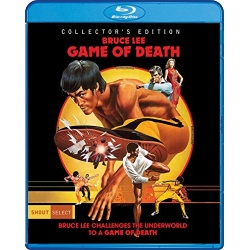 Game of Death Blu-ray Cover