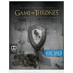 Game of Thrones: The Complete 4th Season Blu-ray Cover