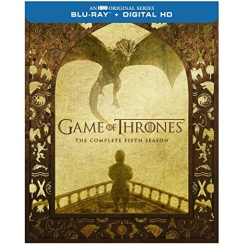 Game of Thrones Fifth Season Blu-ray