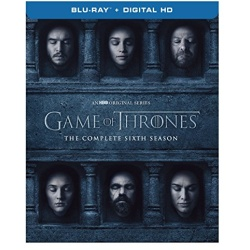 Game of Thrones The Complete Sixth Season Blu-ray