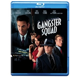 Gangster Squad Blu-ray Cover