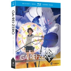 Garei Zero: The Complete Series Blu-ray Cover